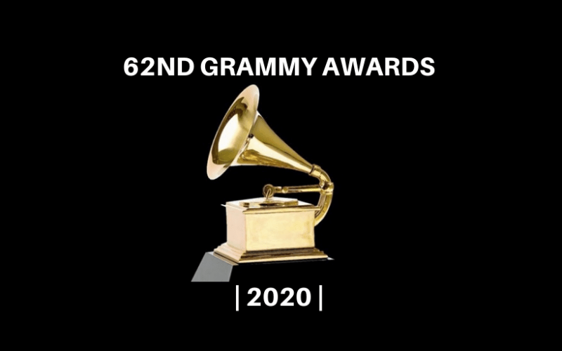 Grammy Awards 62nd 2020 Bydennisada